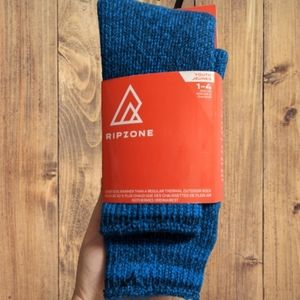 3/$20 New Ripzone Youth 1-4 Thermal Socks